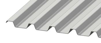 1.5 C Form Deck Closeup
